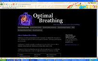 Optimal Breathing