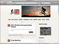 Cairns BMX Club 2011