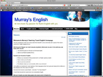 Murray's Teaching Fluent English Murray's English Online Tutor