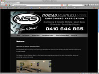 Nomad Stainless steel fabrication  Domestic to commercial projects in Cairns