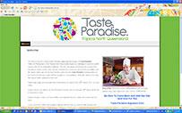 Taste Paradise - Tropical North Queensland