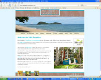 Palm Cove Self contained Apartments Villa Paradiso accommodation