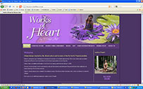 works of heart - Eleanor Janes designs