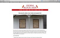 Storm Block Aid Cairns