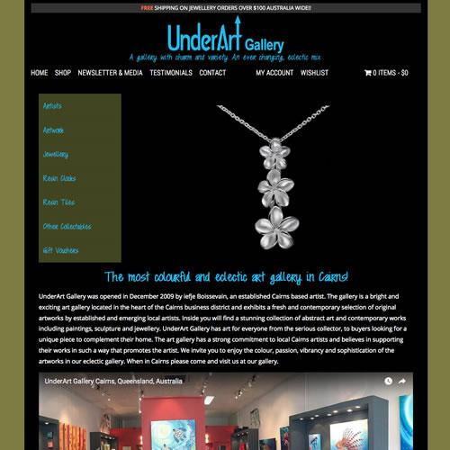 Underart Gallery Cairns