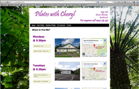 Cairns Pilates with Cheryl
