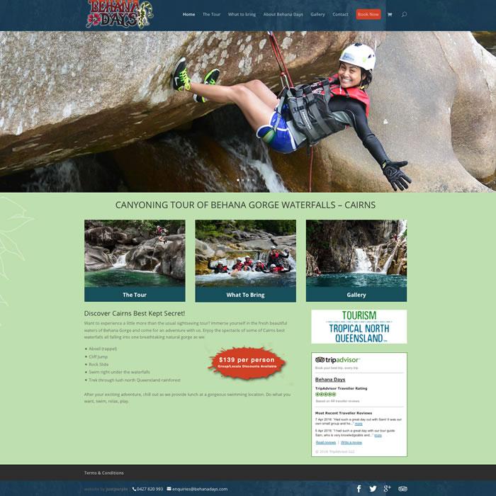 cairns waterfall tour