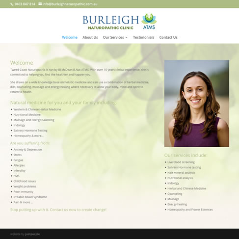 Burleigh Naturopathic