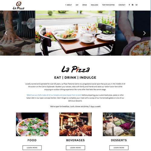 Pizza Restaurant Cairns