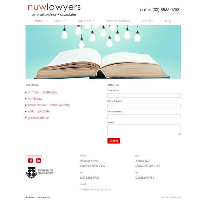 nsw lawyers