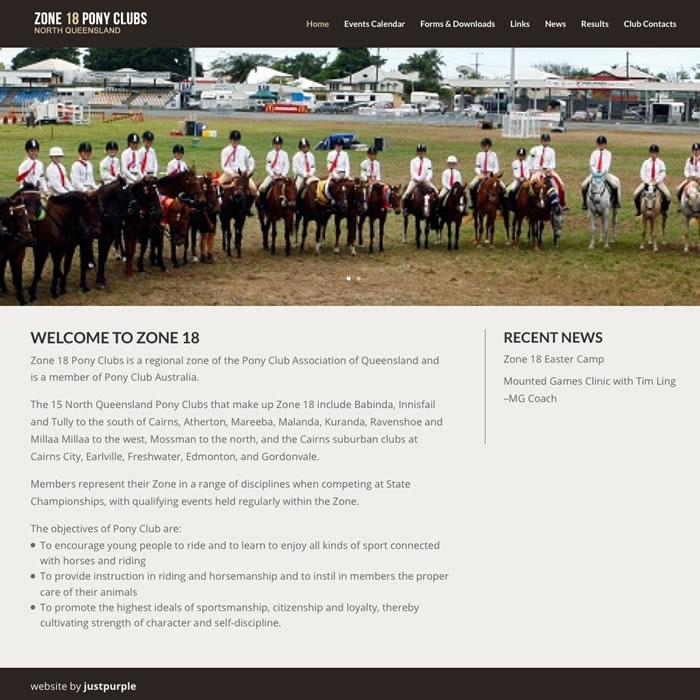 qld pony club