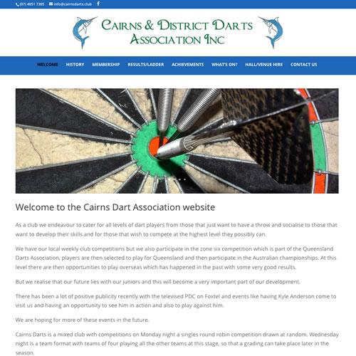 Cairns Darts Club