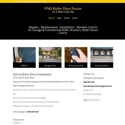 FNQ Roller Door Doctor