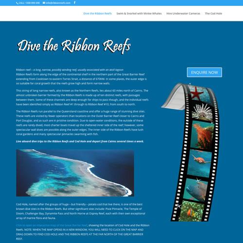 Ribbon Reefs Tour Cairns