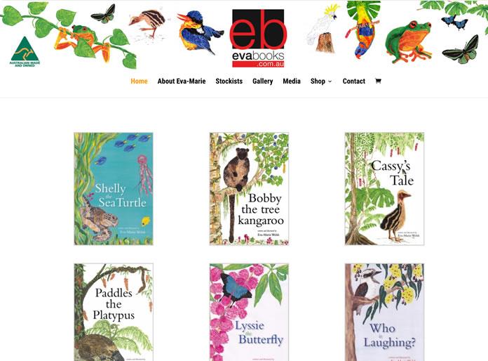 Eva Welsh Australian childrens Books