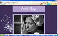 Bella Donna di fiore Fascinators Cairns new zealand
