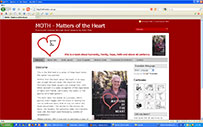 Matters of the Heart A personal journey through heart surgery by John Ehm
