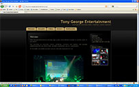 Tony George Entertainment Corporate events, weddings, functions and parties