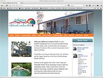 Atherton Hallorans Cabins and Caravan Park accommodation