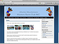 Atherton Mountaineers Masters Swimming Club