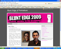 Blunt Edge Cairns Art Exhibition