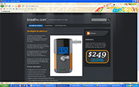 AlcoDigital Breathalyzer | Buy Online