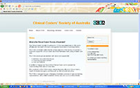 Clinical Coders' Society of Australia