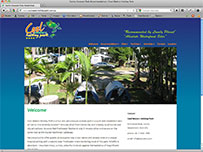Cool Waters Holiday Park Cairns caravan parks camping grounds holiday villages