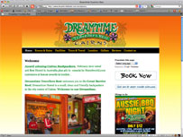 Dreamtime Hostel Cairns Award winning Cairns Backpackers  Hostel Dreamtime Travellers Rest