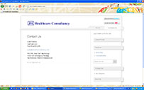 jh health consultancy - support to health service organisations and health care professionals.
