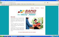 Rapid Messengers - Cairns Courier Service
