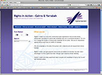 Rights in Action - Cairns Independent advocacy for people with disabilities