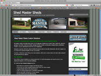 Shed Master Sheds  buy and install Domestic, commercial & industrial sheds adelaide mount barker strathalbyn victor harbour