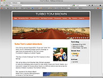 Turbo Tom Brown