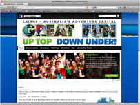 UpTopDownUnder | Backpacking Cairns Association things to do in cairns
