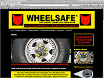 Loose wheelnut indicators | High pressure indicators | tyre pressureIndicators