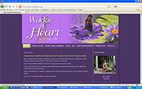 works of heart - Eleanor Janes designs