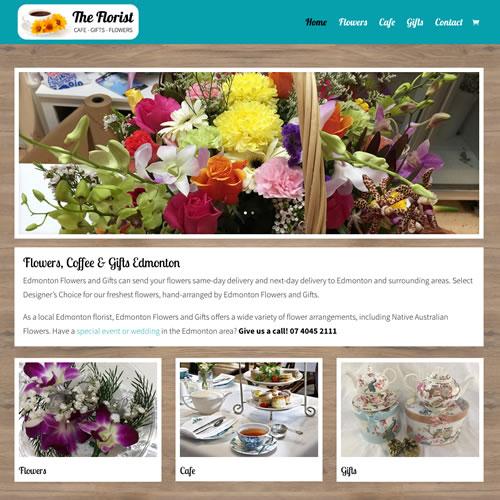 Edmonton Florist & Cafe