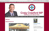 Craig Crawford Cairns MP
