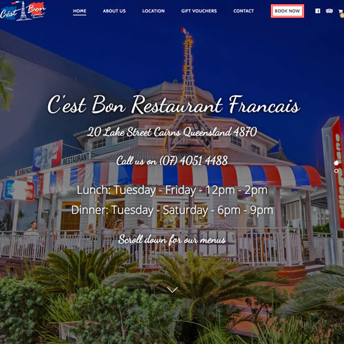 Cairns French Restaurant