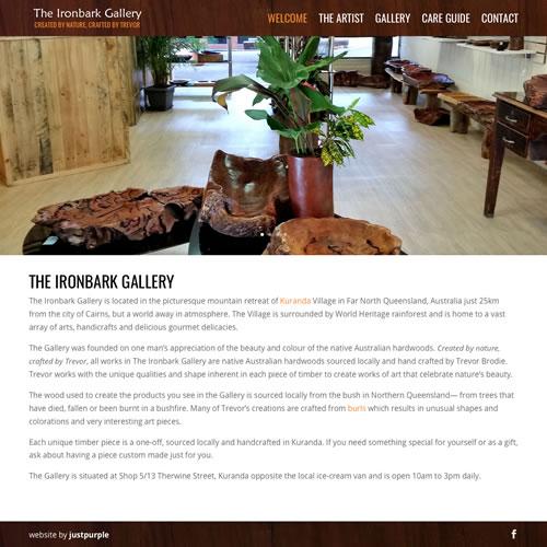 Wooden Furniture & Art