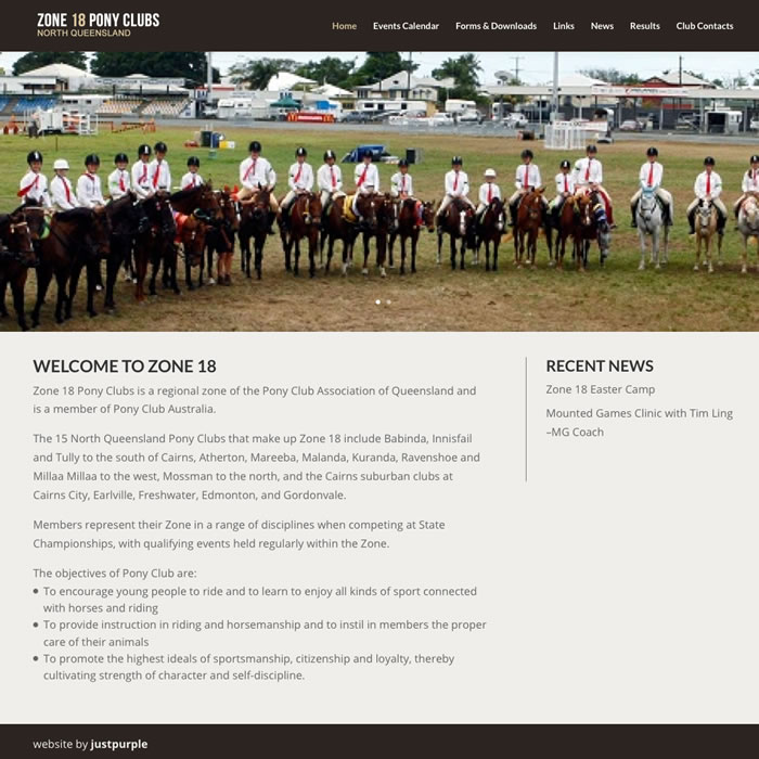 qld pony club