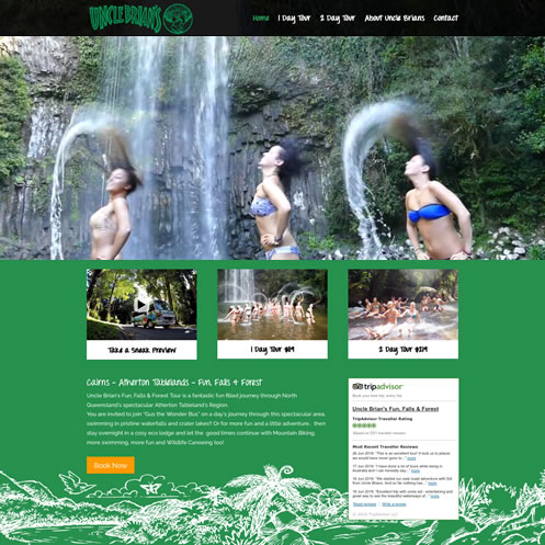 Waterfall Tours Cairns