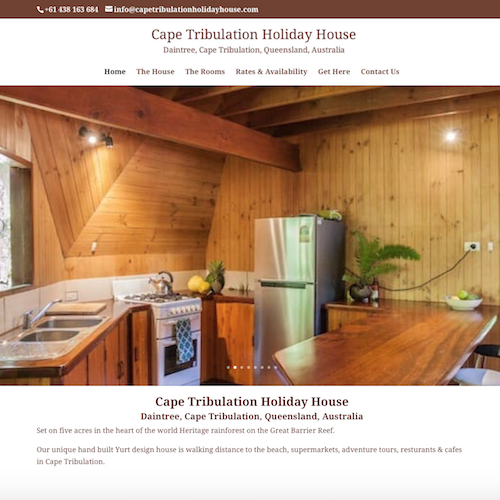 Cape Trib Holiday House