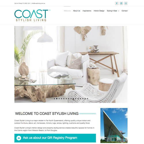 Coast Stylish Living