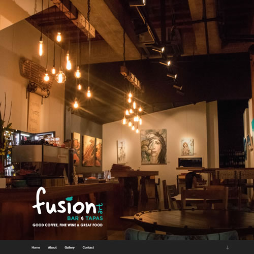 Fusion Art Bar & Tapas
