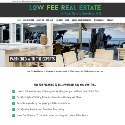 Low Fee Real Estate Cairns