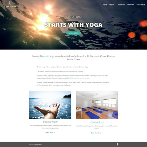 Cairns Yoga House