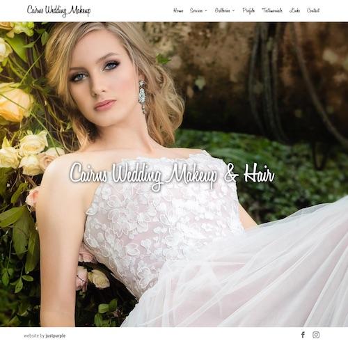 Cairns Wedding Makeup