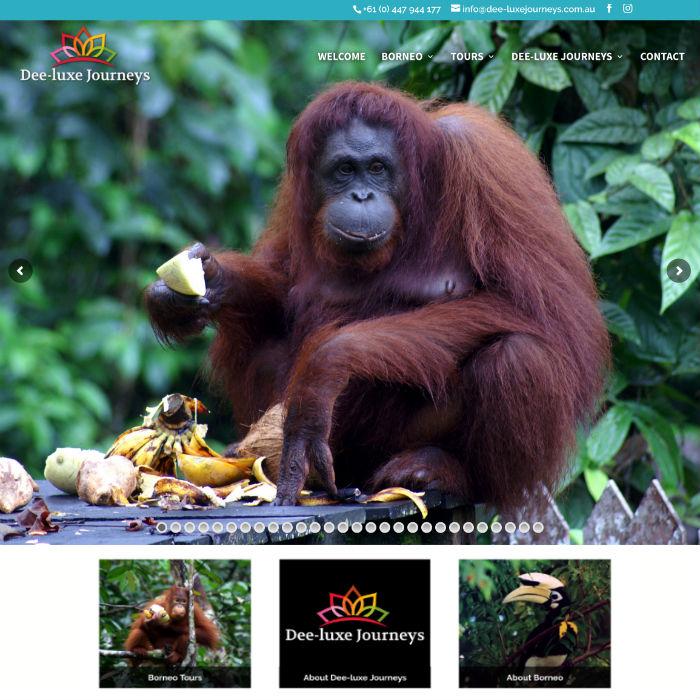 Dee-luxe Journeys Borneo